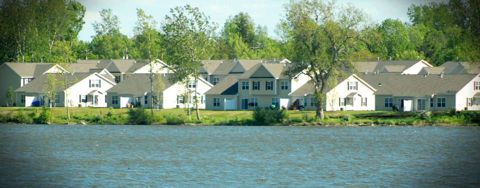Bayshore Manor rental property near Rochester NY