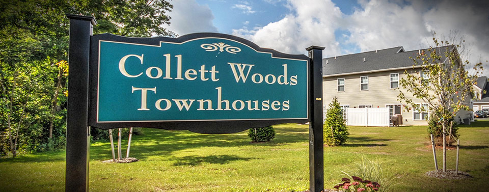 Collett Woods rental property near Rochester NY