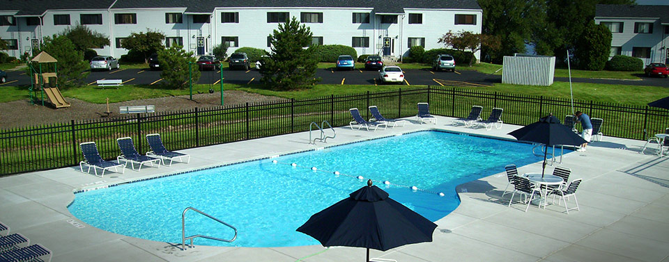 Long Pont Shores rental apartments near Rochester NY